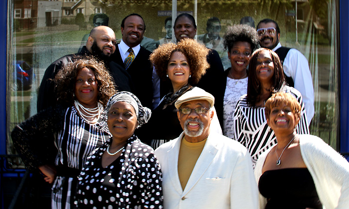 Motown Legends Gospel Choir
